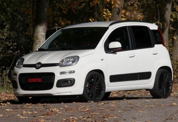 Fiat Panda, por Novitec