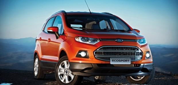 Nueva Ford EcoSport, presentación Oficial