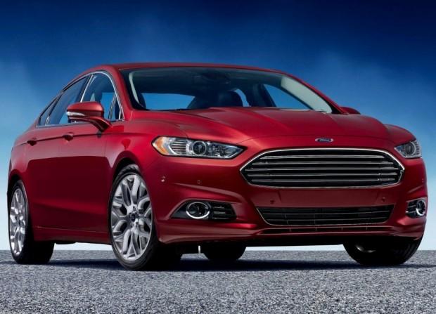 El nuevo Ford Mondeo llegará en el 2013