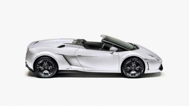 El Lamborghini Gallardo LP560-4 Spyder ha sido develado