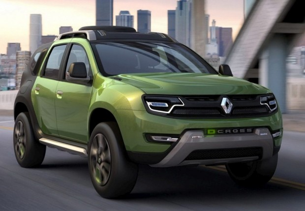 Renault D-Cross Concept