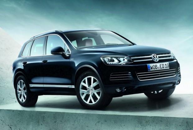 """Volkswagen Touareg Edición """"X"""""""