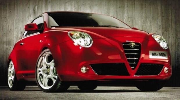 Alfa Romeo Mito 1.4 a un precio de 139.500 Pesos