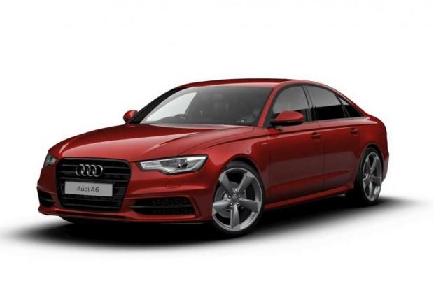 Audi A6 y A7 Black Edition 2013