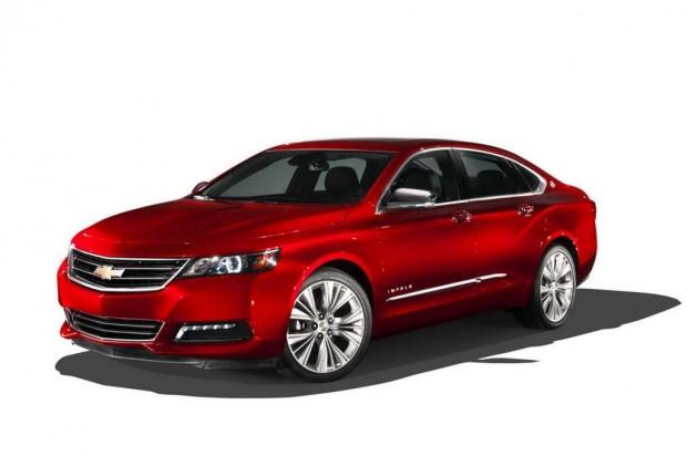 Chevrolet Impala modelo 2014