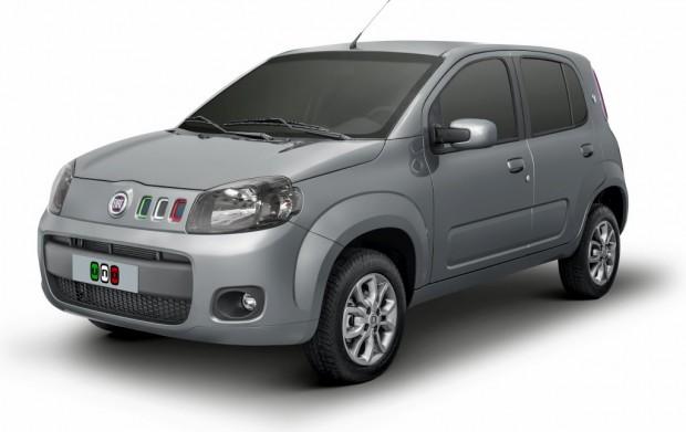 Fiat Uno Italia, serie especial