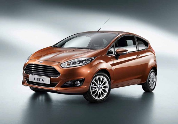 Ford Fiesta  con Active City Stop es mas seguro en la ciudad