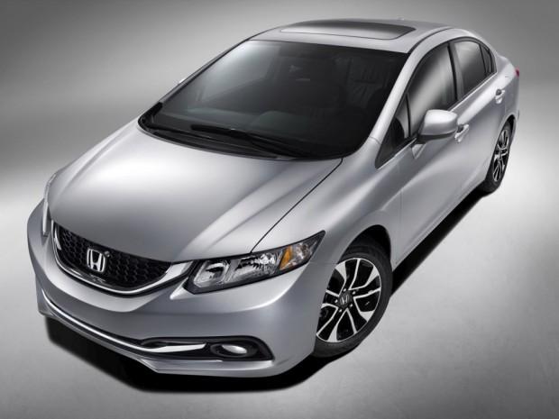 Honda Civic 2013, debutará en el Salón de Los Angeles