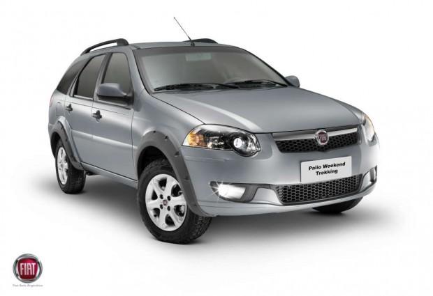 Fiat presenta la nueva gama Palio Weekend