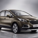 Peugeot 3008 restyling 2013