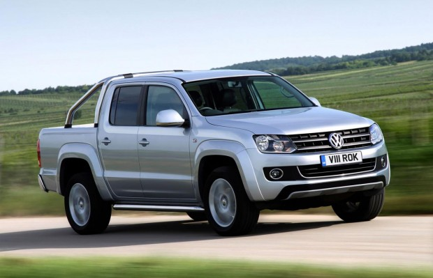 Volkswagen Amarok 2013 con motor actualizado y Bluemotion en Europa