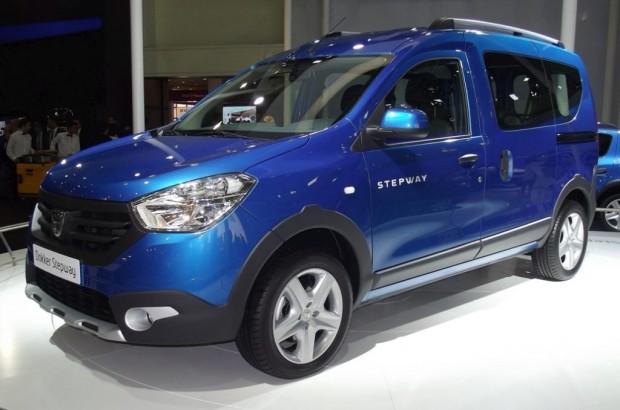 Dacia Dokker Stepway 2013
