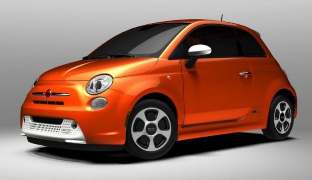 El Fiat 500e se suma al segmento de los vehículos eléctricos