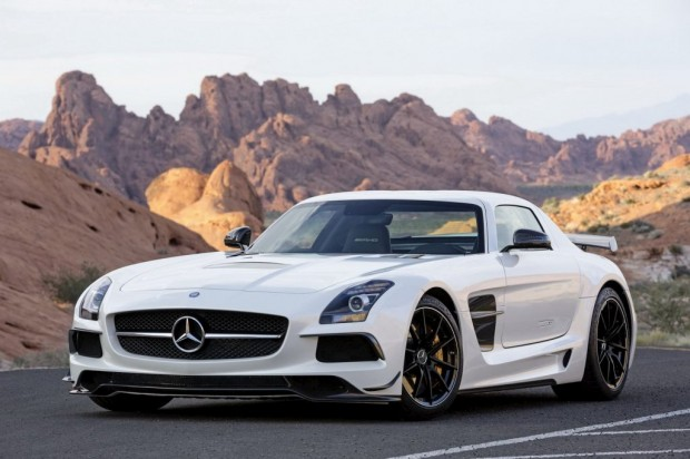 Nuevo Mercedes Benz SLS AMG Black Series