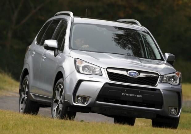 Nueva Subaru Forester