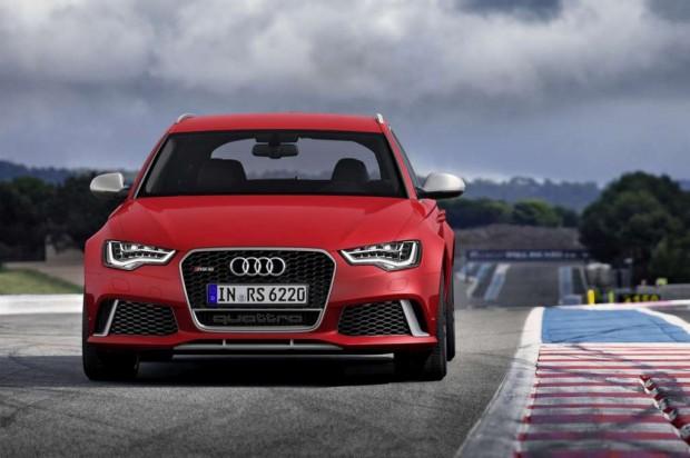 Nuevo Audi RS6 Avant 2014 con 550 CV y 305 km/h