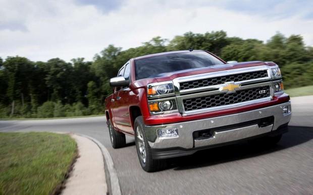 Chevrolet Silverado y GMC Sierra 2014, las nuevas pick up de la GM