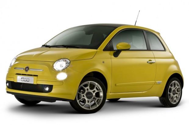 """El Fiat 500, el gran ganador en """"Los Elegidos"""" de la Revista Quatro Rodas"""