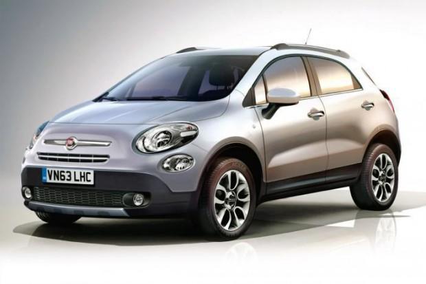 Fiat producirá el 500X y un Jeep en la planta de Melfi a partir de 2014