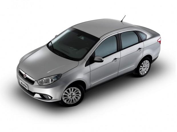 """El Fiat Grand Siena fue premiado como """"Mejor Sedán"""" de Brasil"""
