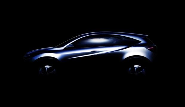 Honda Urban Concept, primer teaser oficial