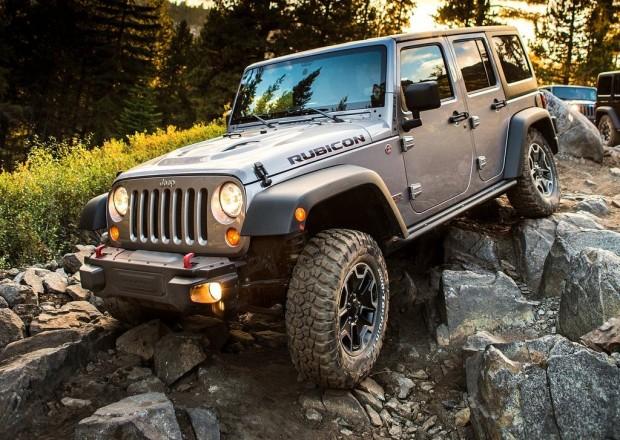 Jeep, verano 2013