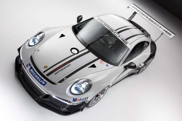 Nuevo Porsche 911GT3 Cup develado