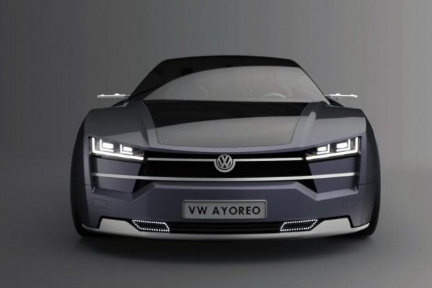 Volkswagen Ayoreo Design Concept