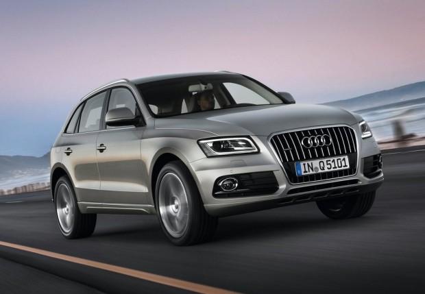 Audi Q5 2013, lanzamiento oficial en Argentina