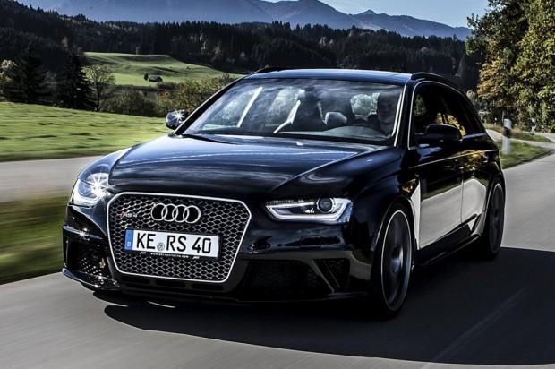 Audi RS4 Avant por ABT Sportsline