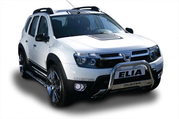 El Duster SUV por Elia