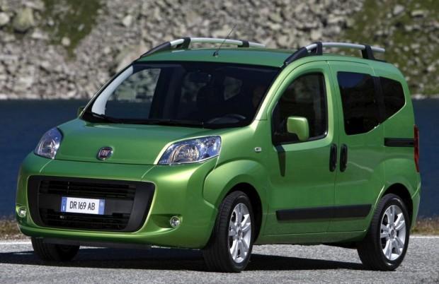 Fiat Qubo, el auto más seguro en la categoria multipropósito