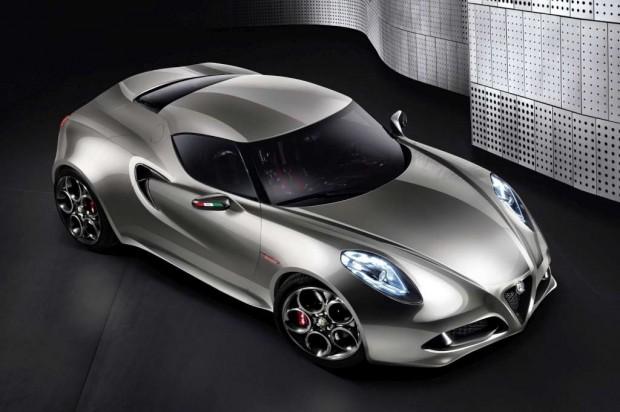 El Alfa Romeo 4C llegará a los EE.UU. a finales de 2013