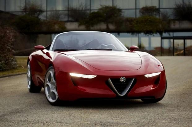 Mazda y Fiat firmaron un acuerdo para fabricar el nuevo spider Alfa Romeo