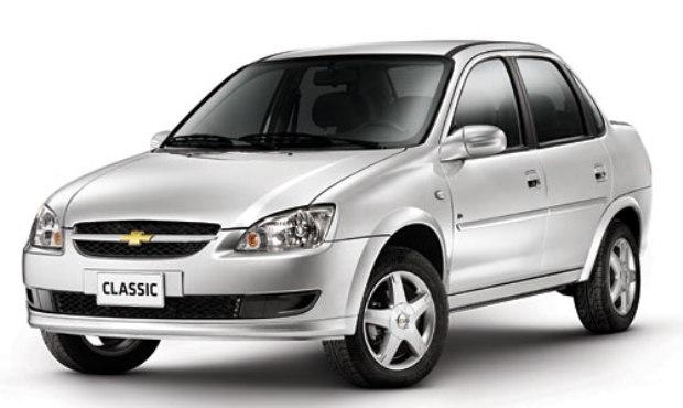 Chevrolet Classic LT Spirit Pack desde 75.500 Pesos