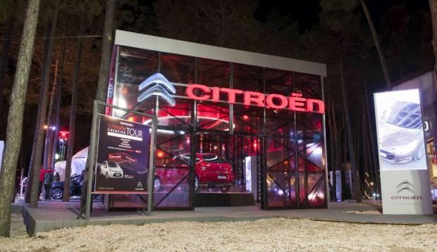 Citroën, acciones de Verano2013