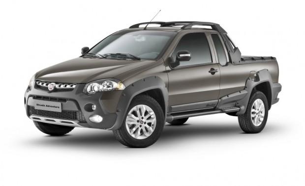 Fiat Strada, la pick up liviana más vendida en 2012