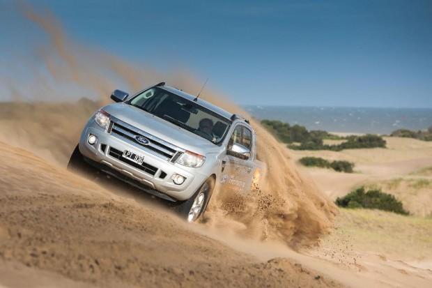 Ford Ranger, proceso de fabricación en video