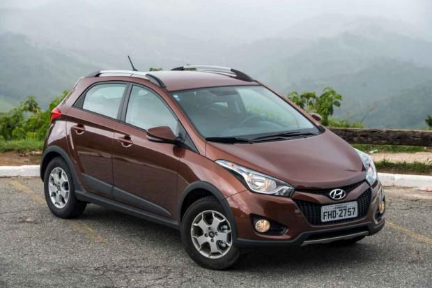 Hyundai HB20X, versiones y equipamiento