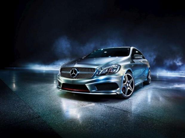 Mercedes Benz Argentina presenta en sociedad al nuevo Clase A