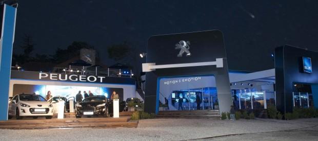 Peugeot, verano 2013