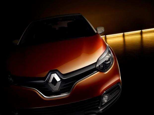 Renault Captur, primer teaser oficial