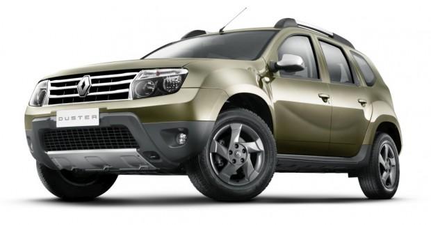 El Renault Duster recibió 18 premios en la India en 2012