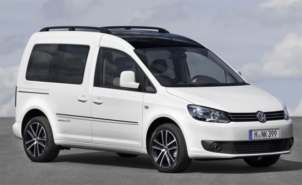 Volkswagen Caddy 30 Edition, celebra su 30 aniversario en el mercado