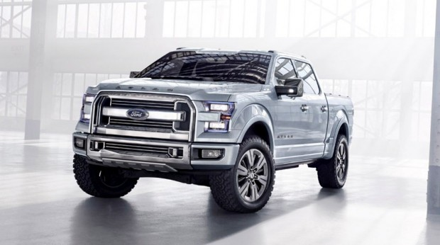 Ford Atlas Concept