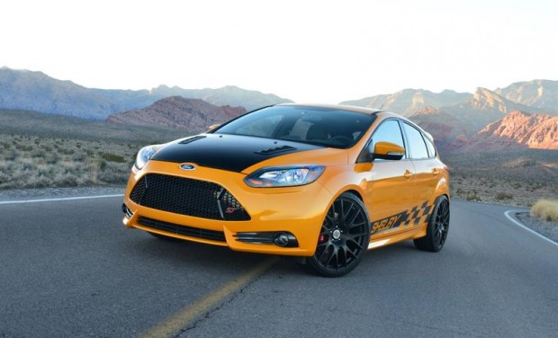 Ford Focus ST 2013 Shelby
