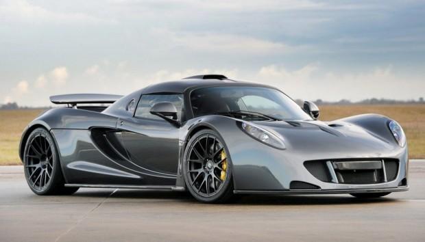 Hennessey Venom GT, El Mas Rápido del Mundo
