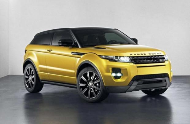 Range Rover Evoque «Sicilian Yellow» Edición Limitada
