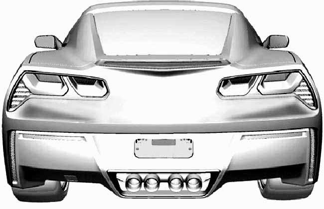 teaser-chevrolet-Chevrolet orvette c7 -imagenes filtradas- 2014 02 ...