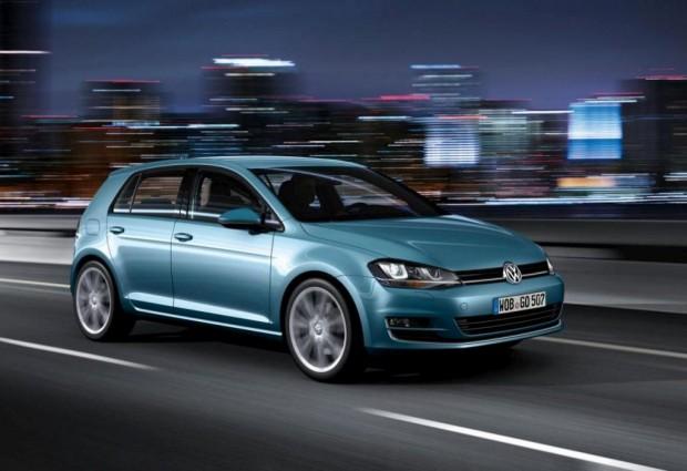 El Volkswagen Golf VII se Fabricará en Mexico en 2014
